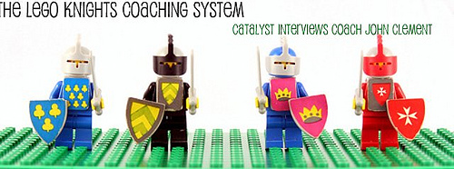 Catalyst Fitness: The Lego Knights Coaching System