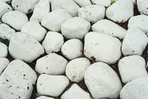 White-rocks