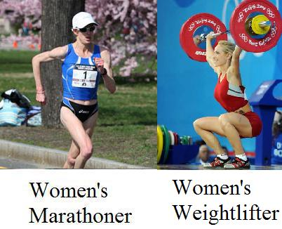Marathoner-vs-weightlifter