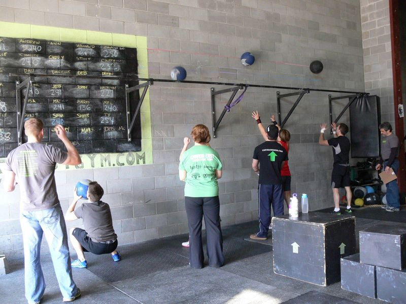free crossfit workout routines pdf